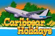 Caribbean Holidays – игровой автомат от гаминаторслотс картинка логотип
