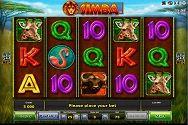 Автомат African Simba от казино гаминаторслотс картинка логотип
