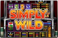 Игровой автомат Simply Wild от gaminatorslots картинка логотип