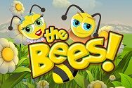 Игровой автомат The Bees от казино гейминатор слотс картинка логотип