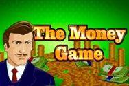 Играть в игровой автомат The Money Game от казино Гейминатор Слотс картинка логотип