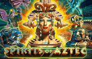 Играть в игровой автомат Spirits of Aztec от Gaminatorslots картинка логотип